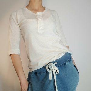 UO Shirt Sparkle & Fade 100 %Cotton Half Sleeve